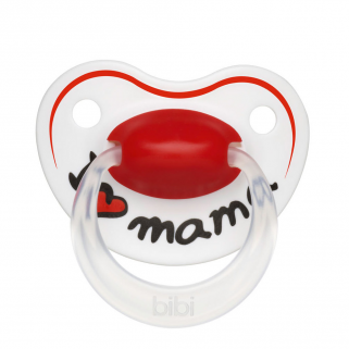 Bibi - i love mama sucette hp 6-16m dental