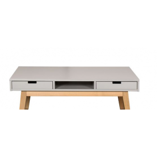 Quax - trendy griffin grey tiroir pour table de nuit/chevet ou bureau