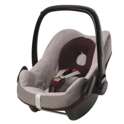 Maxi cosi - housse eponge pebble/rock cool grey