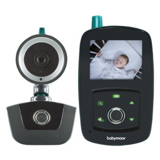 Babymoov - babyphone camera yoo travel recupel et bebat inclus