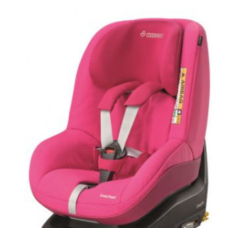 MAXI COSI - SIEGE 2WAYPEARL +/- 4 MOIS A 4 ANS BERRY PINK