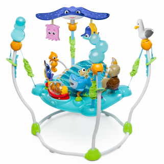 Bright starts - jumperoo centre d' activites finding nemo sea