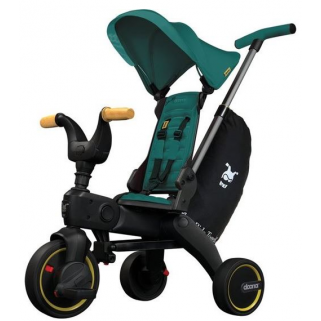 Doona - tricycle porteur liki trike s5 racing green
