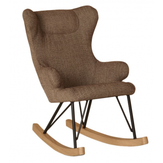 Quax - rocking kids chair de luxe - latte