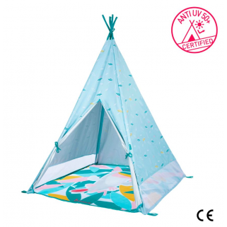 Tipi jungle in & out anti uv Babymoov
