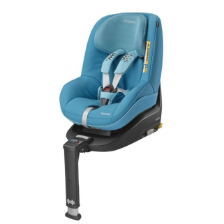 Maxi cosi - siege 2waypearl +/- 4 mois a 4 ans mosaic blue + base family one i s